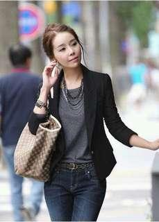 Korean Fashion Blaser High Quality