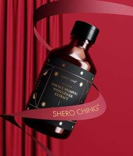 PO Shero Ching CNY LIMITED edition Ginger Essence Shampoo and Conditioner Set