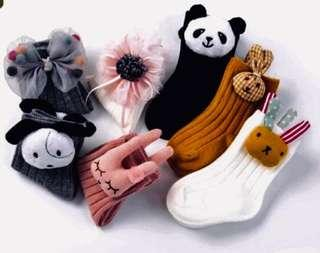 Sale Item! Choose 2 Pairs Toddler Socks.