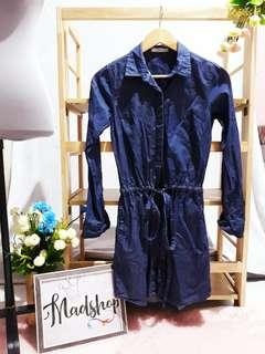 Crissa Denim dress