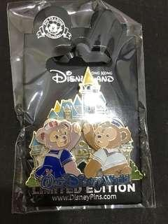 HKDL Pin Trading Fun Day 2017 -Passport Pin