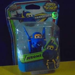 Super Wings Mini Change - Jerome