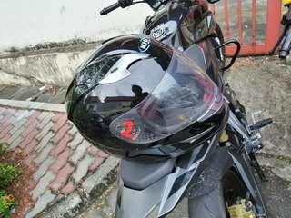 KHI fullface helmet