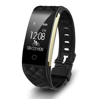 OFFER !! UK Smart HEALTH Bracelet Black ! Fitness HEALTH Tracker !