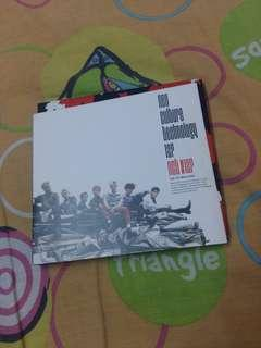 NCT 127 Firetruck 1st Mini Album