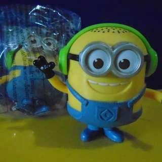 Happy Meals Toys - Despicable Me 3 (3 Characters)