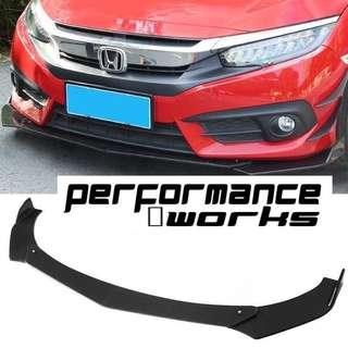 Universal Front Lip with Install