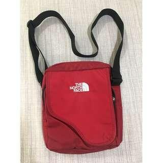 The North Face Class A Sling Bag (Red)