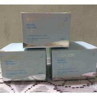 Wardah Lightening Night Cream