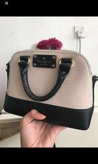 Kate Spade Small Rachelle Wellesley Sling bag / Dinner / Purse #PreCny60