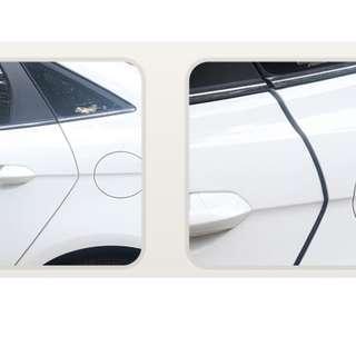 Installation Of Next Generation Enhanced Car Door Edge Bumper Guard Protector