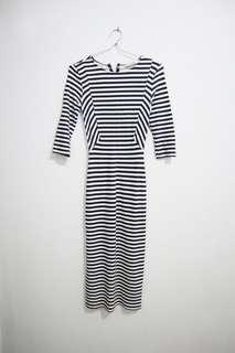 Zara Trafaluc Dress Fit Body