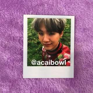[ WTS ] bts young forever suga yoongi pc