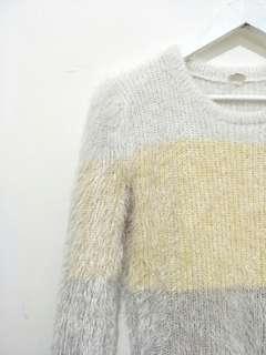 🚚 布丁色舒服毛海衣 #衣櫃大掃除