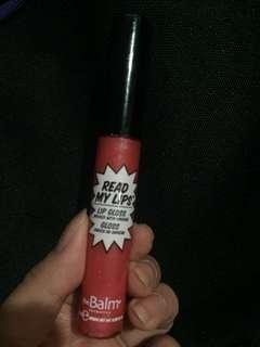 The Balm Lip Gloss - Zaap!