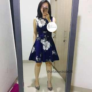 TP - 027 MINI DRESS PREMIUM NYLA BASIC HIGH QUALITY MUST HAVE RECOMENDED