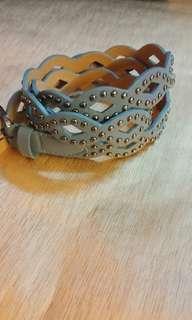 Rebecca minkoff woman's belt
