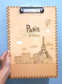 Papan Dada Paris