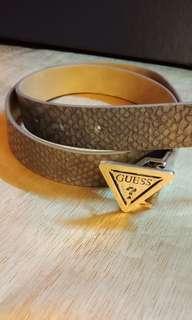 Guess woman's Belt