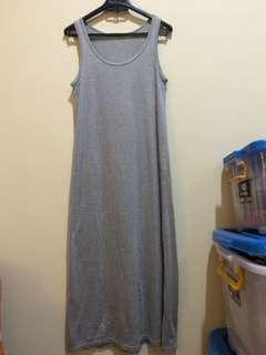 Dress abu casual polos