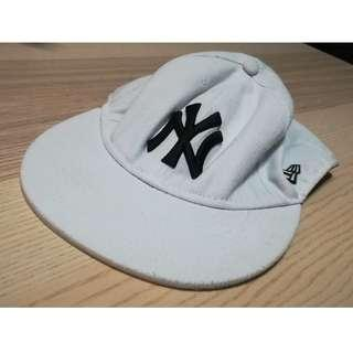 NEW ERA NY Cap Fitted - White Baseball 59fifty