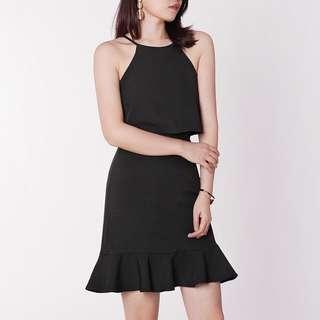 Instock Halter Spag Dress (CNY SPECIAL)