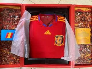 Limited edition Spain 2010 World Cup Adidas