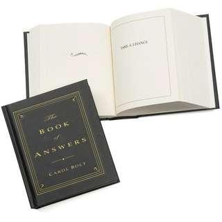 Book of answers (答案之书)