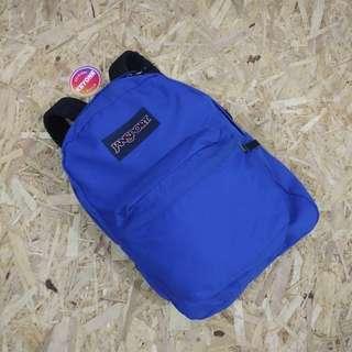 Jansport superbreak royal blue backpack original