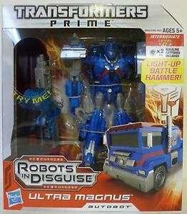 Transformers Prime RID Voyager - Ultra Magnus (MISB)