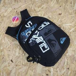 Quiksilver Black Backpack original