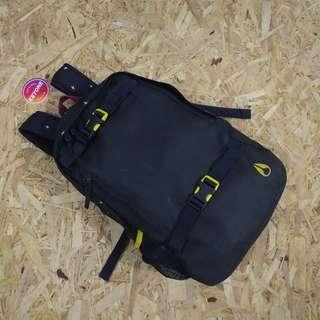 Nixon Smith II Skatepack Midnight Navy Backpack original