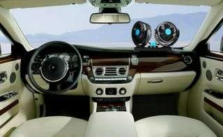 Kipas Double Pengganti Ac Mobil