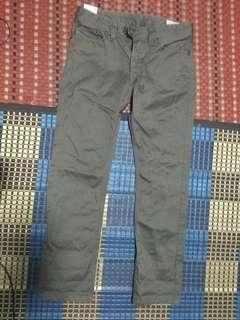 Barely worn Khaki coloured chinos from Diesel Industry