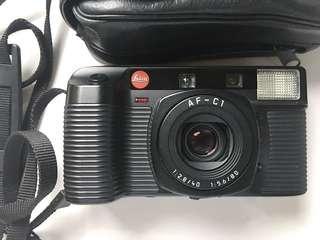 🚚 [含皮套]Leica AF-C1 雙焦段 40mm/80mm 底片相機