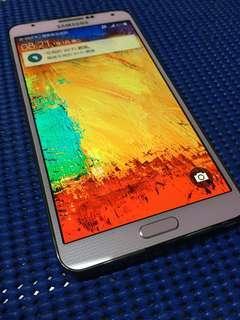 🚚 三星 Samsung Note3 n900 外觀如圖 功能正常 安卓 單手機 3G