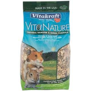 Vitakraft Vitanature Imported Hamster Food 400g