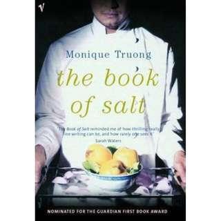 Monique Truong, The Book Of Salt