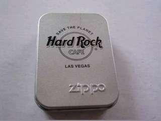 Las Vegas Hard Rock cafe ZIPPO
