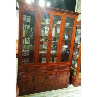 泰國花梨木飾物櫃