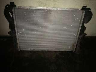 Mercedes w220 radiator