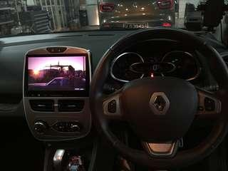 """Renault Clio 👉2015 Installed Android 10.2""""plug n play"""