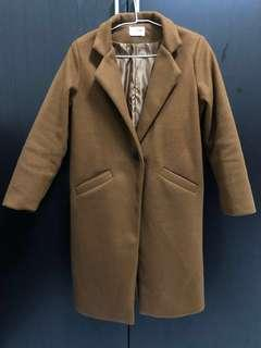 🚚 韓製大衣外套