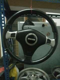 Steering Momo avy tiptronik