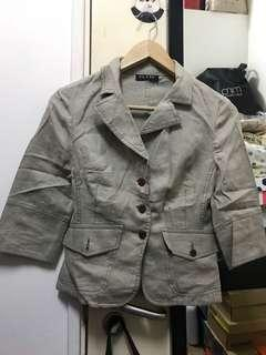 Made in Italy 麻質外套 Linen Jacket