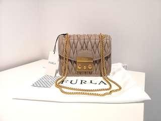 Furla 2019 collection metropolis cometa mini cross body bag