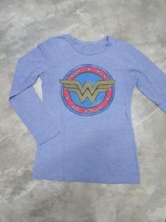Wonderwoman Long Sleeves