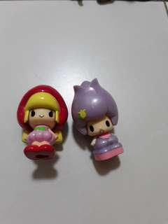 Koeda Chan figurines