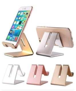 Aluminum Metal Mobile Phone / Tablet Holder
