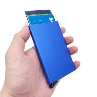 SafeCard RFID Blocking Card Case